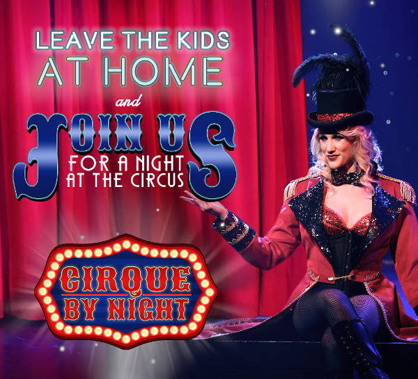 Cirque by Night Special Offer