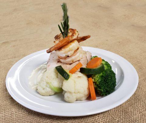 Pork and Shrimp Meal
